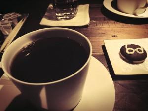 めがね書房特製コーヒー(クッキーつき)