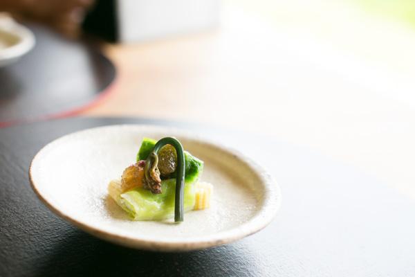 三重県多気町日本料理「鄙茅」ひなかや