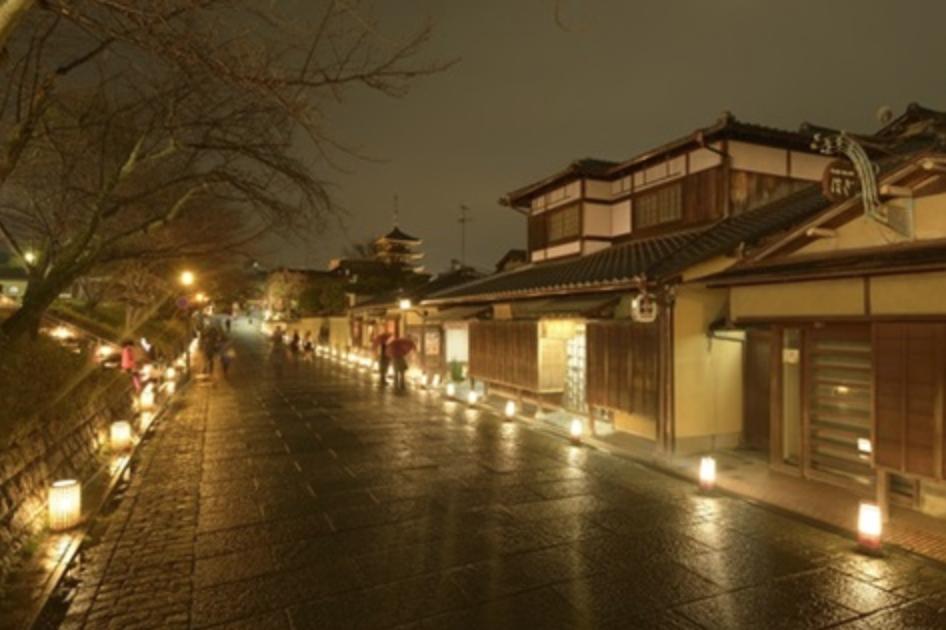 8 京都花灯路