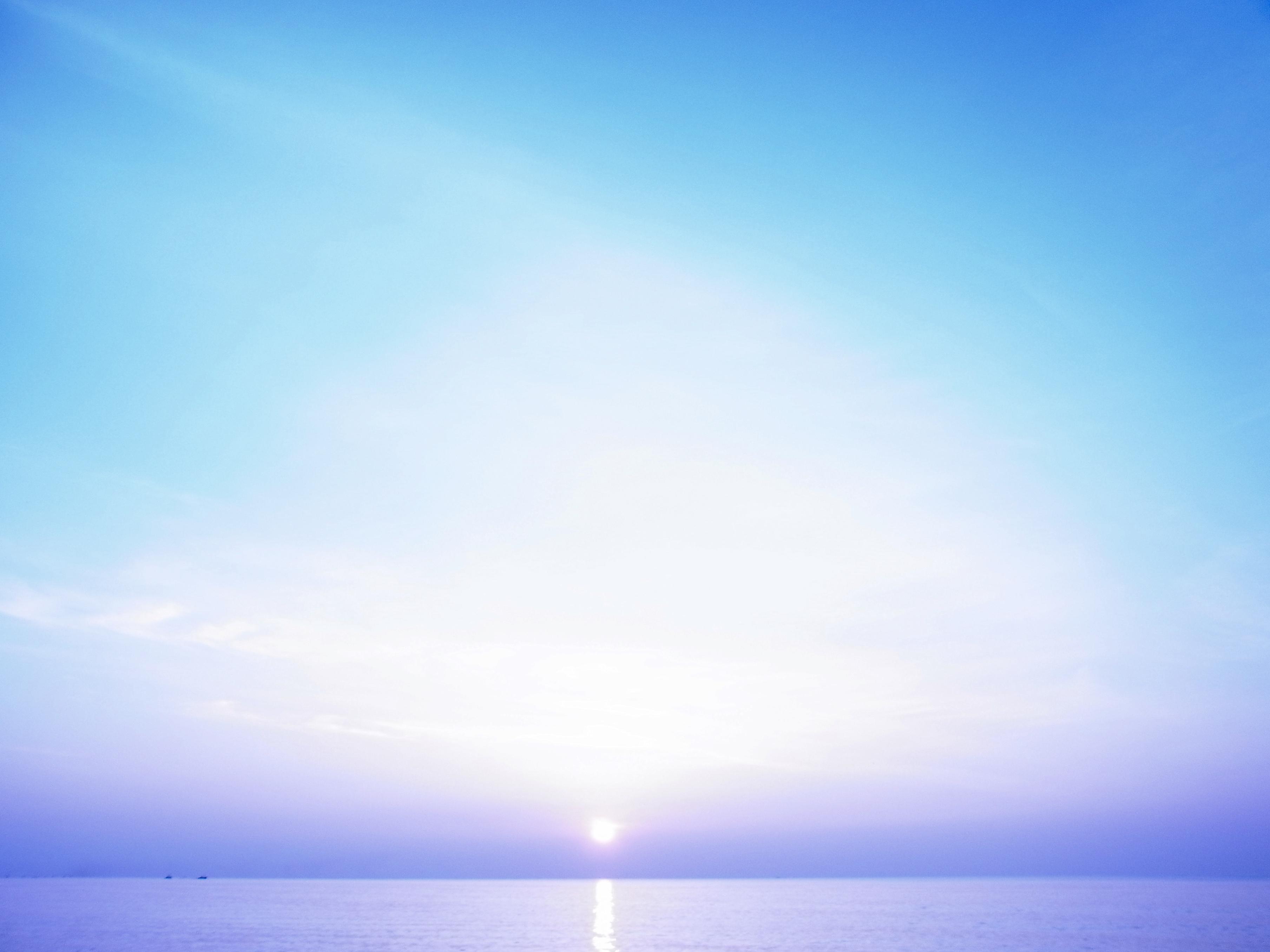 町屋海岸の朝 ©YUKARI TAKAMURA