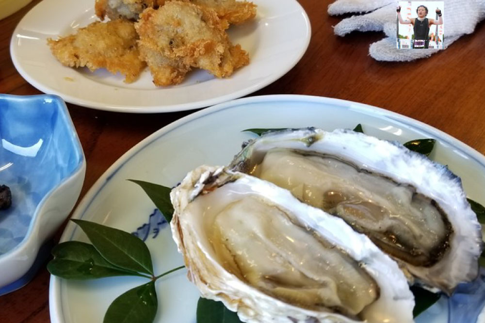 食べ 三重 牡蠣 放題