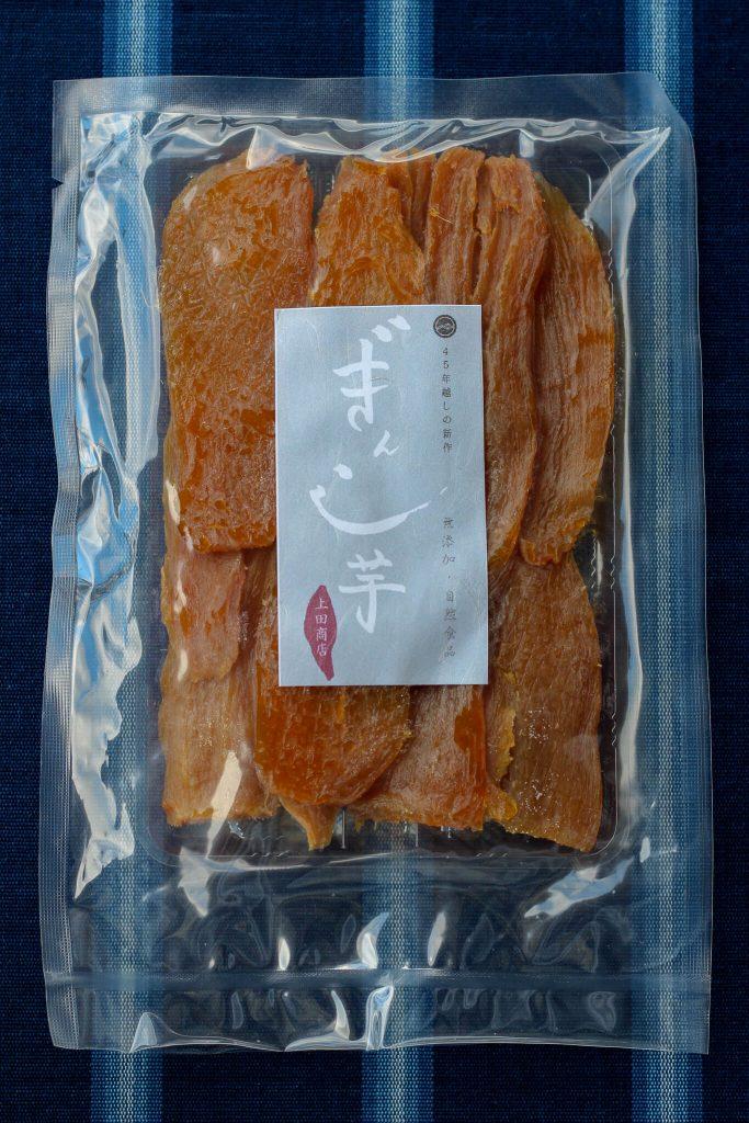 ぎんこ芋パッケージ
