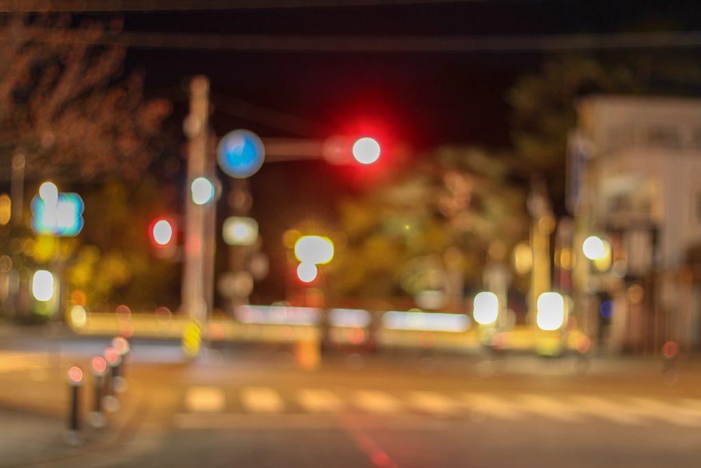 夜の外宮参道6