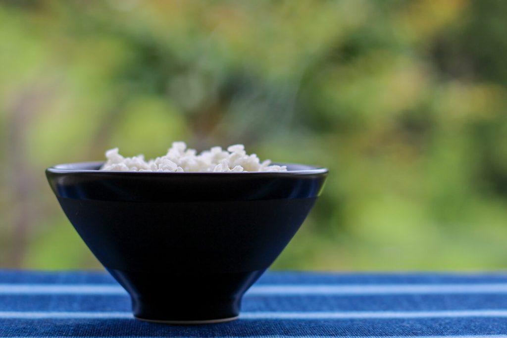 菰野ばんこ 卵かけご飯1