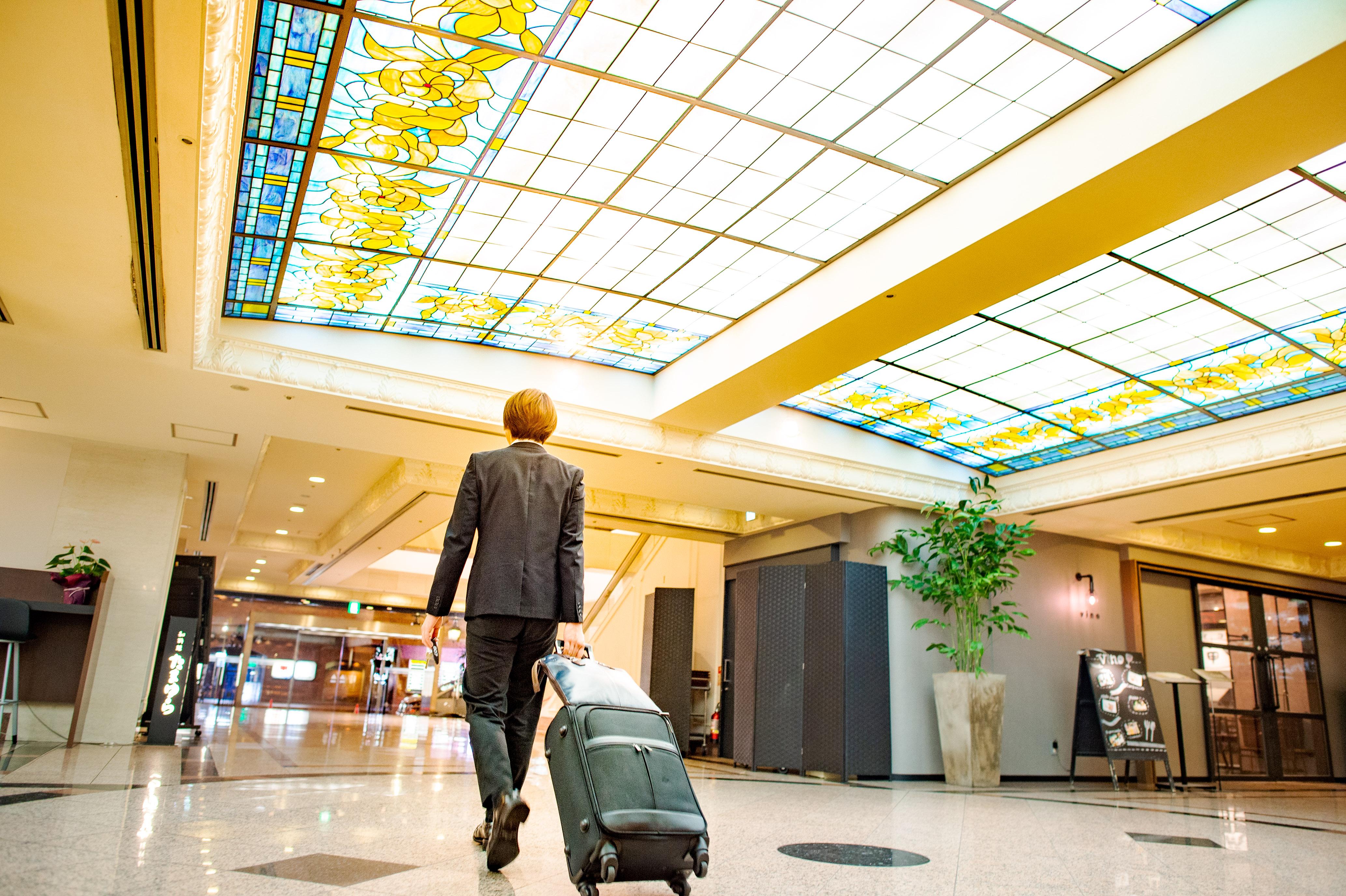プラトンホテル四日市 フロント2