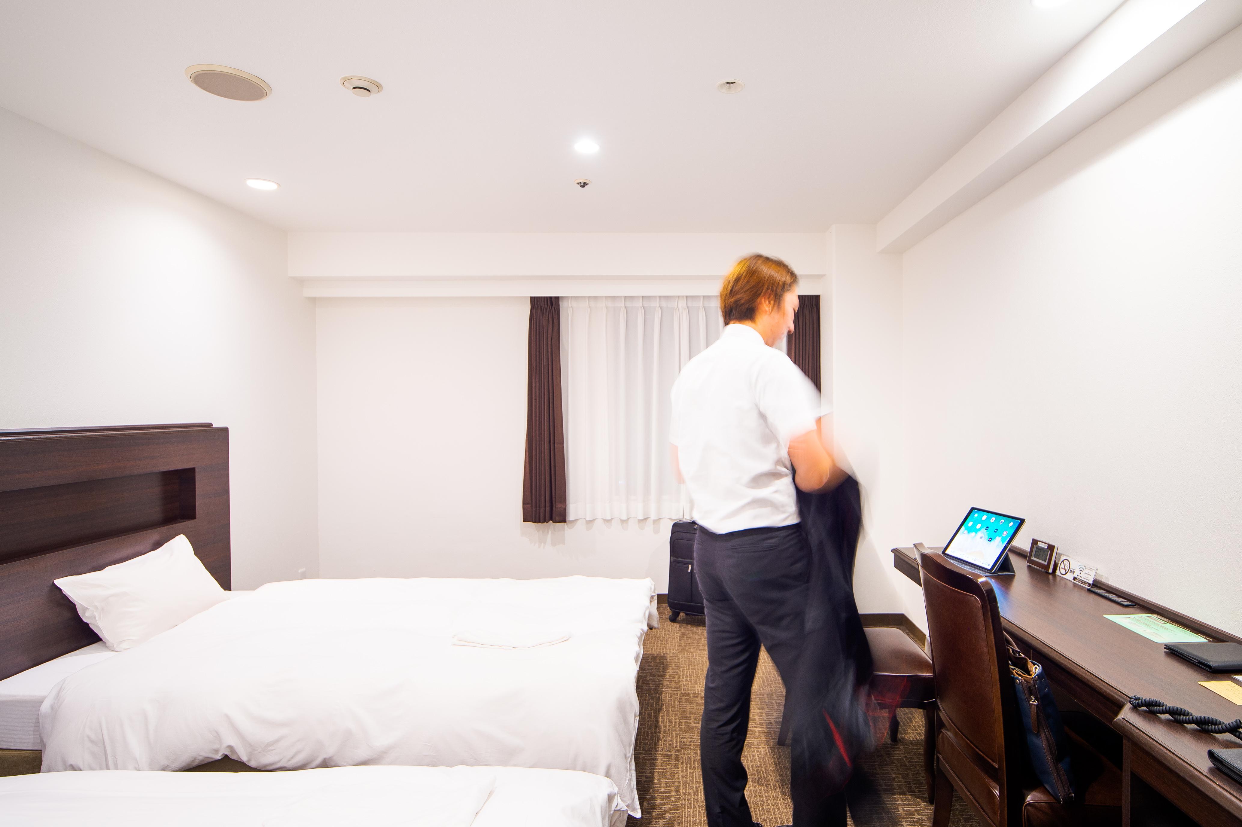 プラトンホテル四日市 客室2