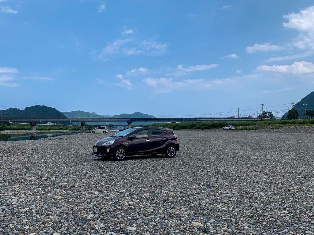 銚子川橋 まいこみ淵付近3