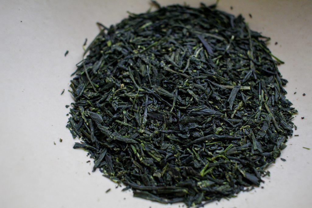 伊勢茶かぶせ茶 茶葉1