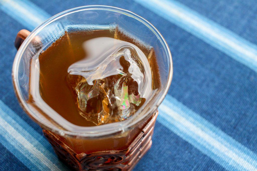 伊勢茶かぶせ茶 水出しコーヒー1