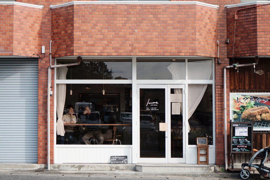 カフェ店舗写真