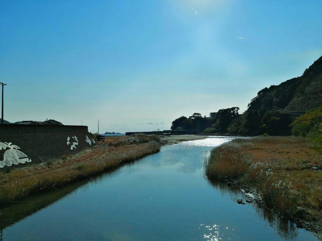 木本高校生の夏のオアシス、大泊海水浴場。