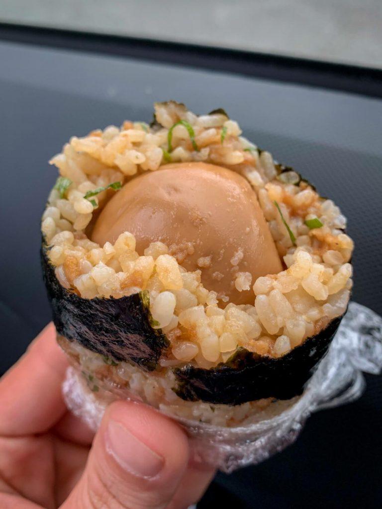 奥伊勢パーキングエリア タヌビーボール2