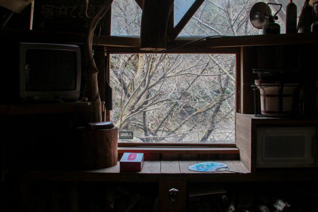 仙人の蚊眠小屋1