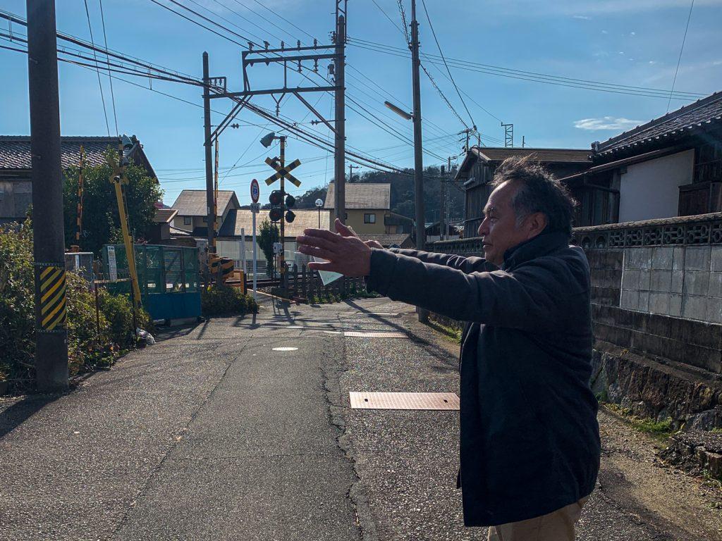 鳥羽市藤野郷で暮らす杉田さんとまち歩き まちょめやの浜