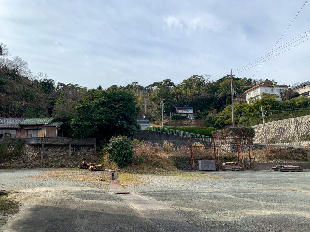 鳥羽市藤野郷で暮らす杉田さんとまち歩き 竹やぶ
